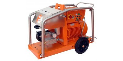 Model CE20 Series - Electrical Driven High Pressure Water Blasters