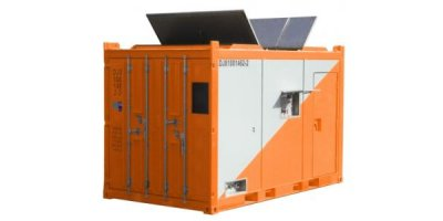 Model CD550 Series - Diesel Container