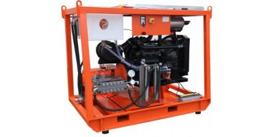 Model CD160 Series - Water Blasters and Water Jetting Machine