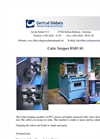 RMH 80 - Cable Stripper Brochure