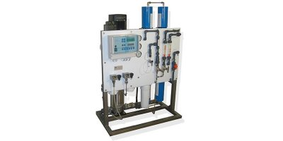 Model BW-S Plants - Brackish Water Desalination