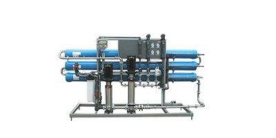 Model BW-M Plants - Brackish Water Desalination