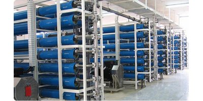 Model BW-B - Brackish Water Desalination
