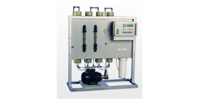 Model BW-HDW - Brackish Water Desalination Systems