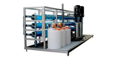 Model BW-M - Brackish Water Desalination Systems
