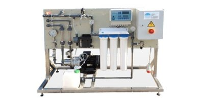 Model SW-S - Sea Water Desalination System
