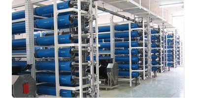 Model BW-B - Brackish Water Desalination Systems
