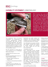 Bird Survey and Ornithological Advice Specification