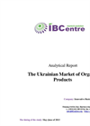 Ukrainian Market of Organic Products 2013 (analytical report)