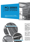 Dissolved Air Flotation Systems PCL Series - Brochure