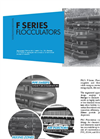 Model F Series - Flocculators - Brochure