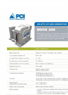 PCI - DOCS 200 - On-Site Oxygen Generator Brochure