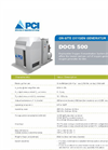 PCI - DOCS 500 - On-Site Oxygen Generator Brochure