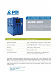 PCI - DeWS 5000 - On-Site Water Purification Brochure