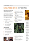 Process and Metallurgical Consulting Services Brochure