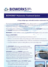 BIOWORKS - Wastewater Treatment System Brochure