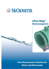 Ultra Mag Electromagnetic Flow Meter Brochure