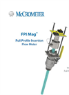 Model FPI Mag - Industrial and Municipal Water Flow Meter Brochure