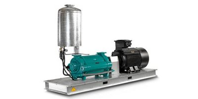 Pumping solutions for process industry pumps - Water and Wastewater - Pumps & Pumping