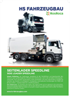 Side Loader Waste Containers - Brochure