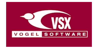 VSX-Vogel Software