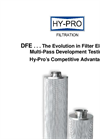 HyPro - Model DFE - Rated Filter Element Upgrades Brochure