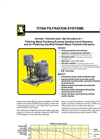 Titan Filtration Systems Brochure