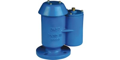Double Orifice - Canister Air Release Valve