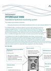 HYDROskid - Model 3000 - Standalone Hydrotest Monitoring System - Datasheet