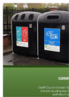 Street Waste and Recycling Container Brochure