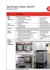 AGV - Model 800l - Galvanised Steel Container Brochure