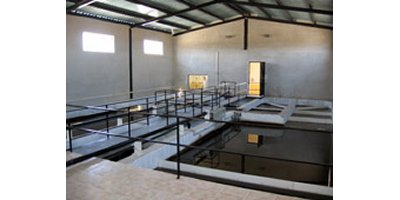 Model AT 1000-5000 - Compact Biological Wastewater Treatment Plants