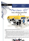 Perseo - ROV Visual Inspections Camera System Brochure