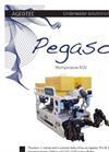 PEGASO - ROV Visual Inspections Camera System Brochure