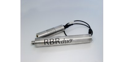 RBRduo - Model BPR - Bottom Pressure Recorder
