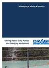 Mining Heavy Duty Pumps and Dredging Equipment Brochure