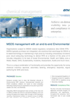 Chemical Management Datasheet