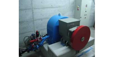 GUGLER - Model Micro - Water Turbines for Small Hydropower Plants