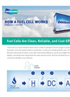 How a Fuel Cell Works - Brochure