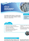 DensaDeg Clarifier/Thickener Product Sheet