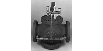 Ross Valve - Booster Pump Control (Electric Check) Valve