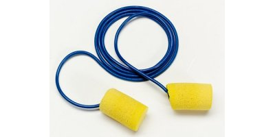 3M E-A-R Classic - Model 311-4101 - Metal Detectable Earplugs in Poly Bag 2000 EA/Case