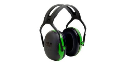 3M PELTOR - Model X1A/37270(AAD) - Over-the-Head Earmuffs 10 EA/Case