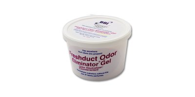 BBJ FreshDuct - Odor Eliminator - Gel Packs