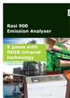 EiUK Rasi - Model 900-1 - Portable Emission Analyzer Brochure