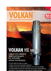 VOLKAN HX series - Brocure