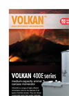 Volkan - Model 400 - Medium Capacity Animal Carcass Incinerator– Brochure