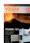 Volkan - 500 Series - Medium-Capacity Animal Carcass Incinerator Datasheet