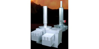 Volkan - Model 150 Series - Compact Incinerators