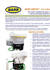 BARR - BABM275 - Brine Maker / Spayer Combo Unit Brochure